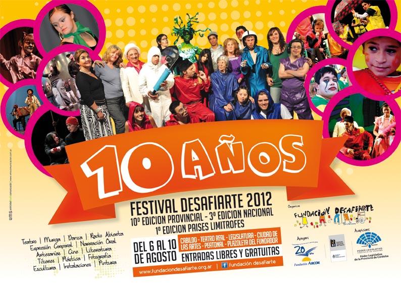 10 años del Festival Desafiarte