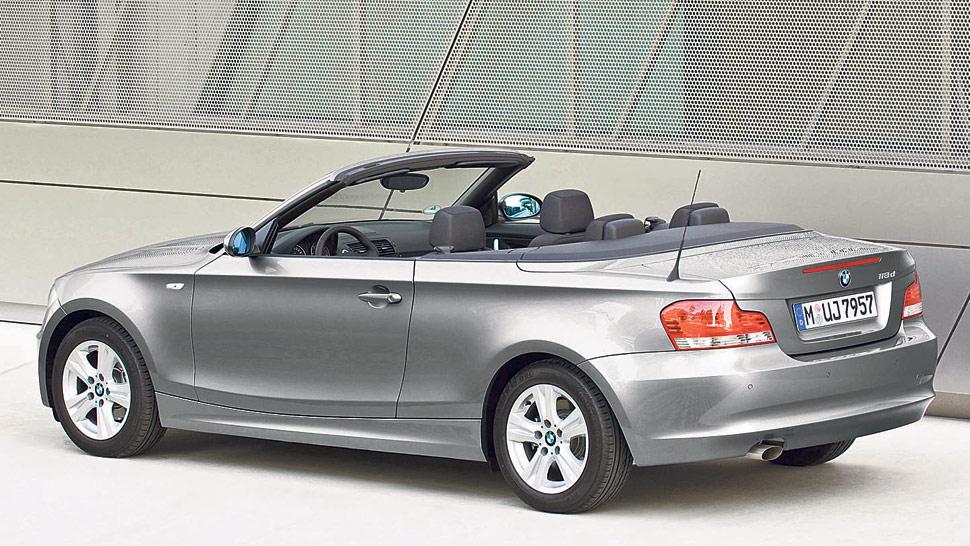 La alemana BMW dispone varios modelos sin techo. El serie 3 Cabrio, es uno de ellos.