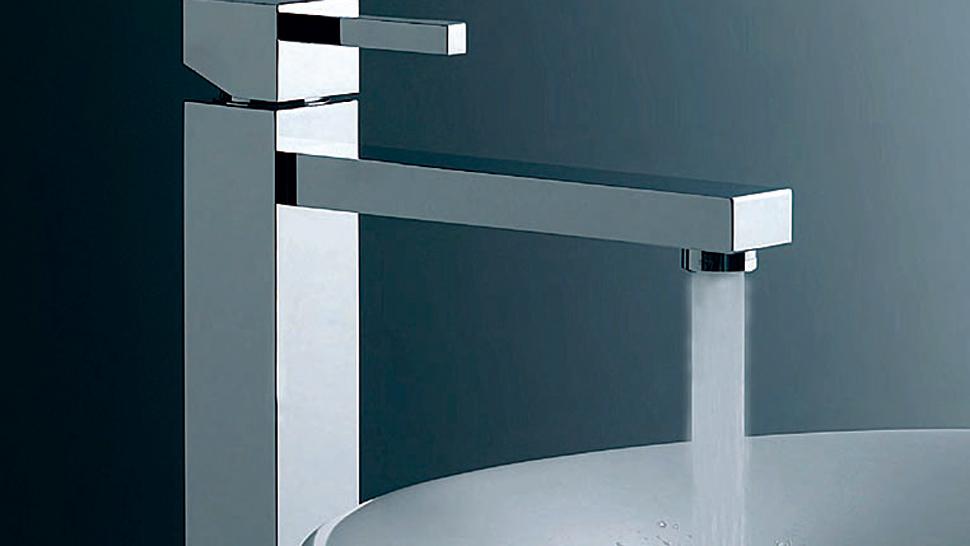 Griferías para baños, diseño a mano  La Voz del Interior