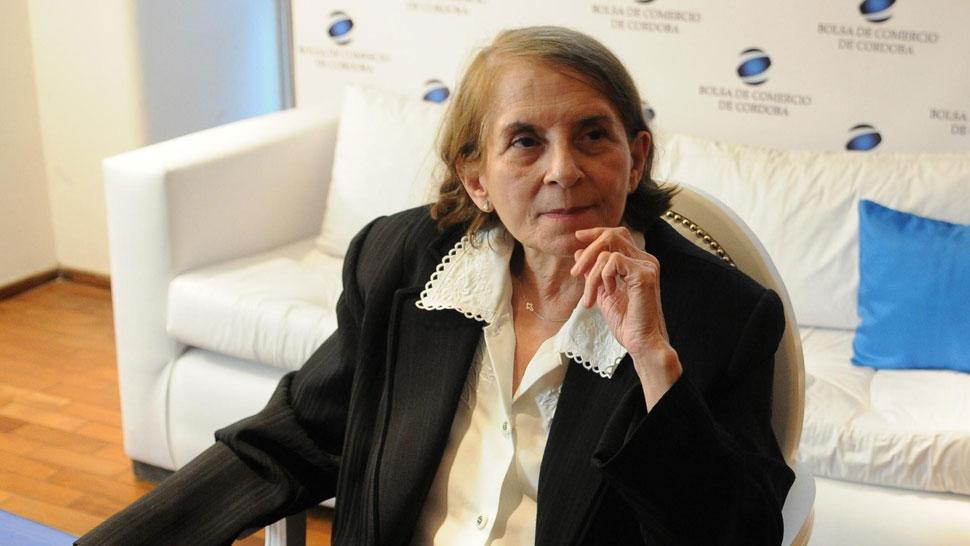 Sin diálogo. Hilda Molina asegura que no ha mantenido contacto con el Gobierno nacional luego de la mediación para que lograra salir de Cuba (José Hernández/La Voz).