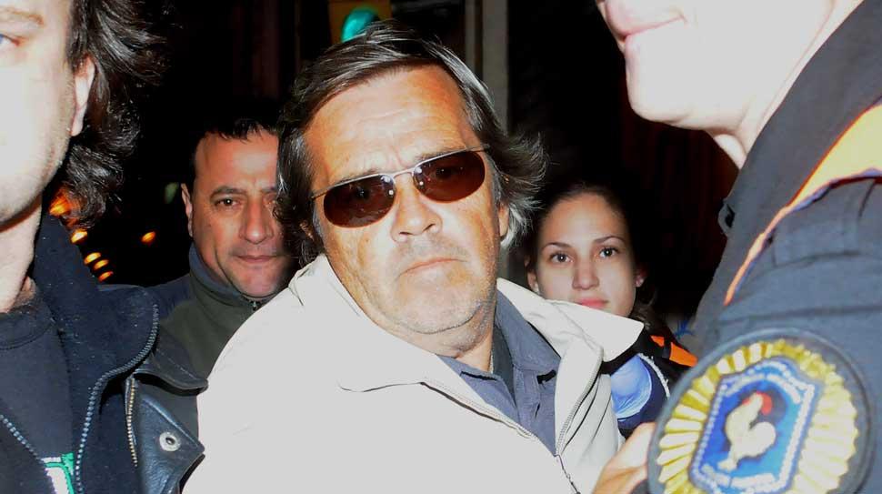 Sergio Opatowski. El padrastro de Ángeles (DyN).