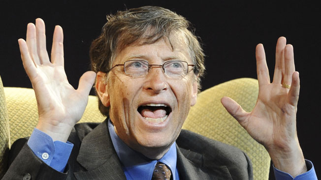 BILL GATES (Archivo AP).