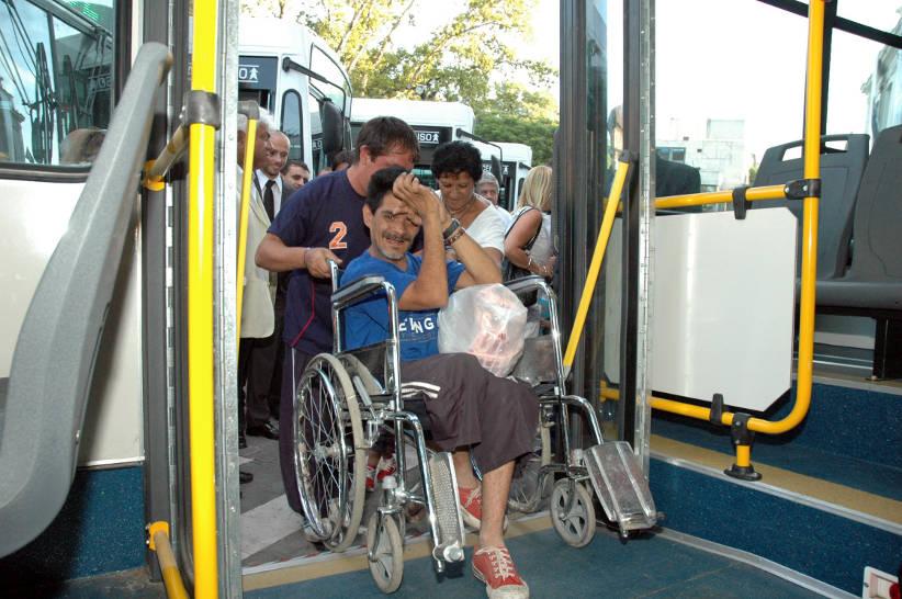 PROBLEMAS. Por una deuda, los discapacitados tienen que pagar en Coniferal (LaVoz/Archivo).