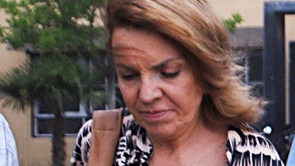 Estrategia. La defensa de Susana Freydoz es sostener que la mujer no era consciente de sus actos (Archivo / DyN).