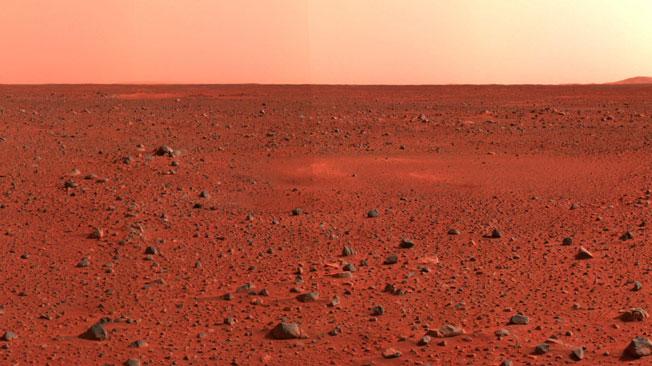 MISIÓN AL PLANETA ROJO. En la colonia se instalarán cámaras que retransmitan a la Tierra la vida en Marte.