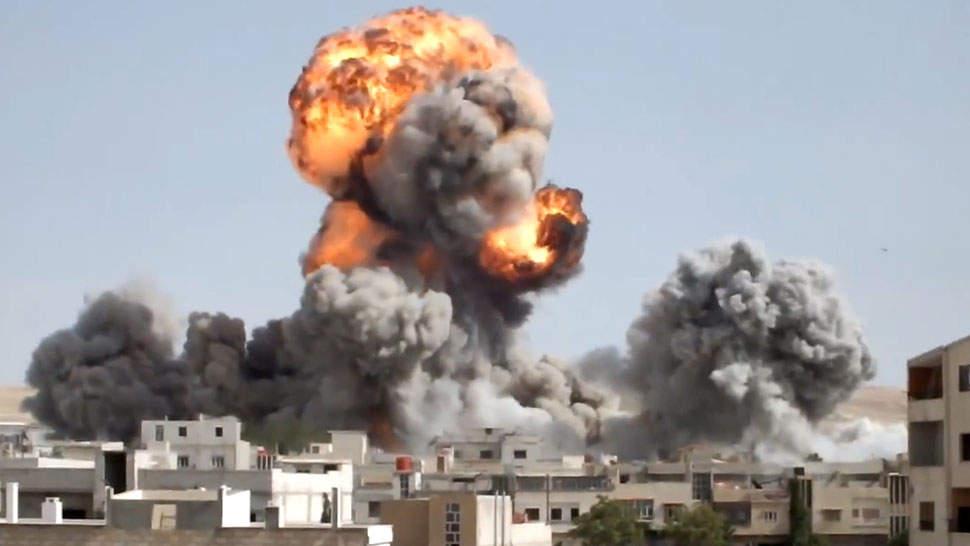 Sin tregua. Rebeldes sirios niegan que la ciudad de Qusair ya no esté bajo su control (AP).
