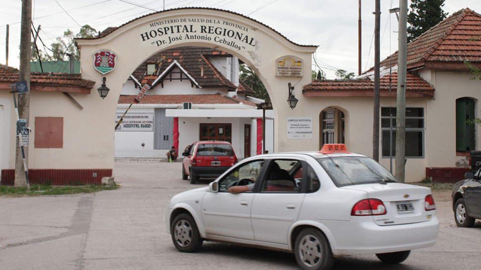 Argumento. Desde el Hospital José Ceballos dicen que los pacientes deben estar cerca de sus familias (La Voz).