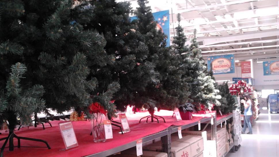 La navidad ya lleg a las g ndolas de c rdoba la voz del for Cuanto cuestan las albercas en walmart