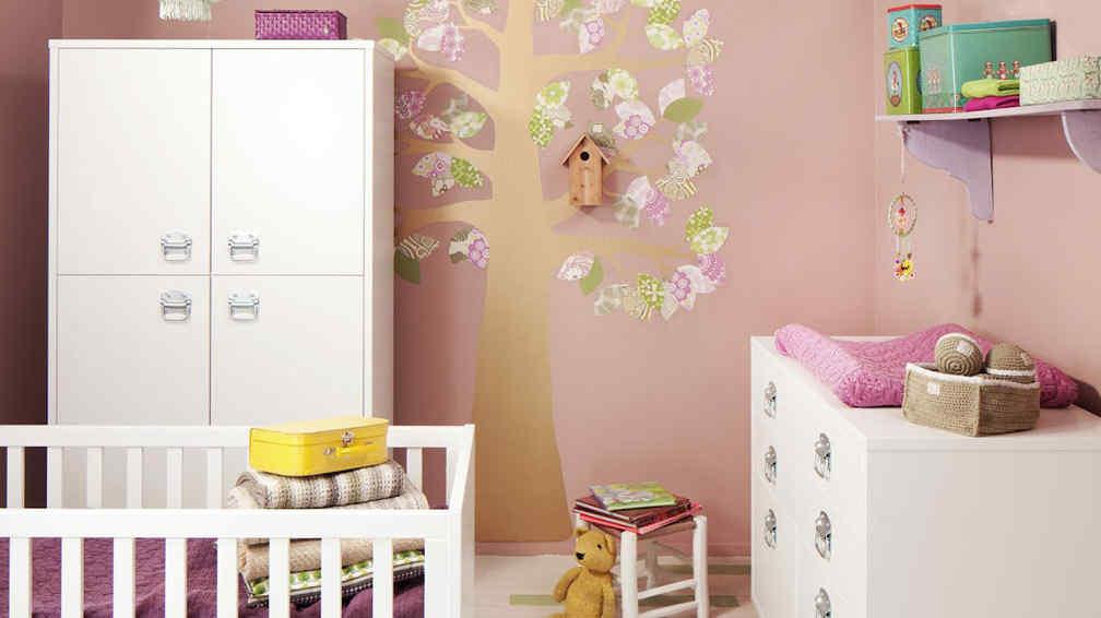 Los colores para dormitorios infantiles la voz del interior - Dormitorios infantiles de diseno ...