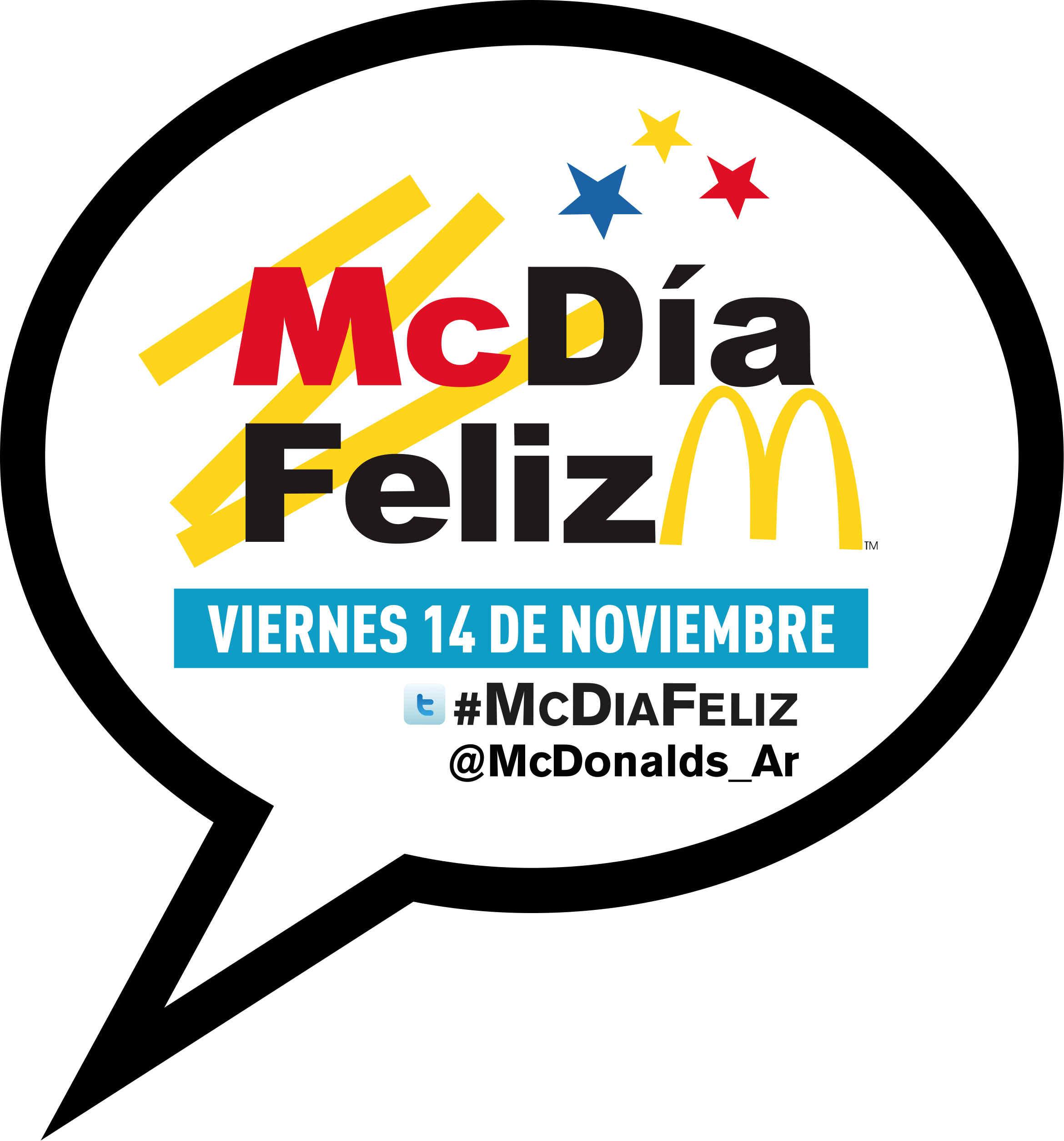 Mcdia Feliz 2016 Globos Mcdia