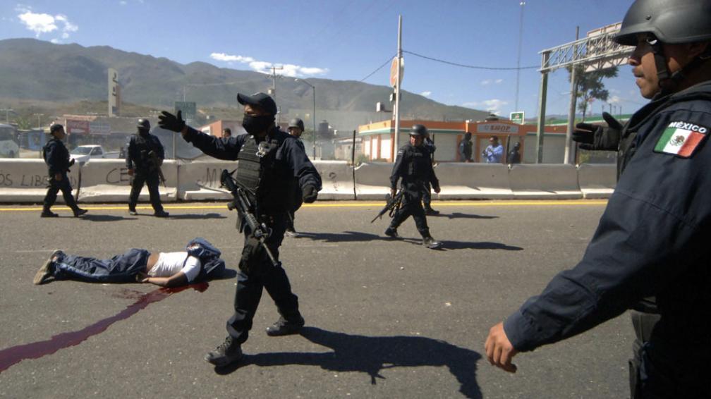 Desangrado. Desde fines de 2006, más de 50 mil personas han sufrido muertes violentas en México (AP).