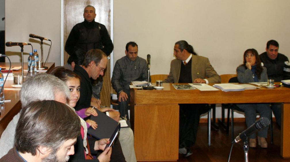 Con jurados populares. Los acusados fueron encontrados culpables por unanimidad (LaVoz).