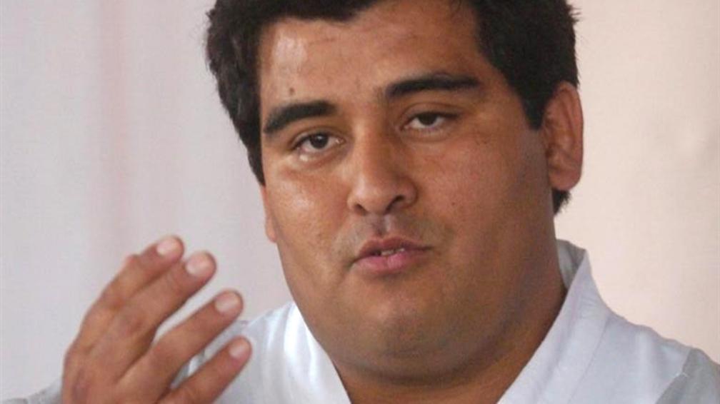 Ricardo Javier Ocampo.