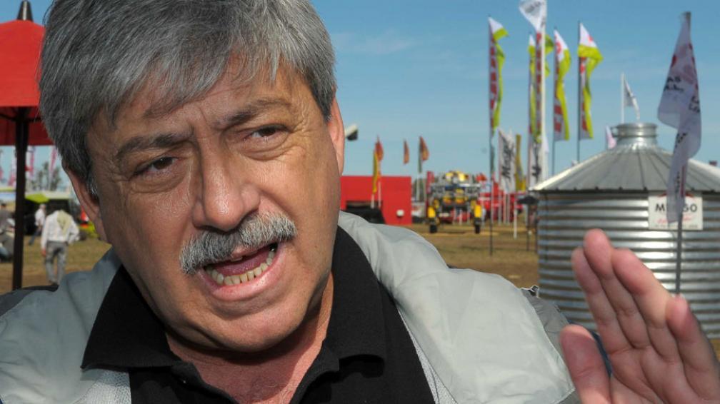 BUZZI. Pronosticó la profundización del conflicto en el campo (La Voz/Archivo).