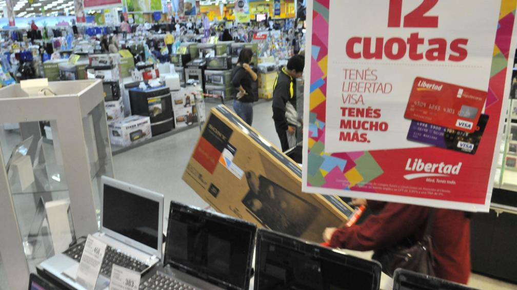 Bienes. Una opción para gastar el dinero antes de que se desvalorice (Ramiro Pereyra/LaVoz).