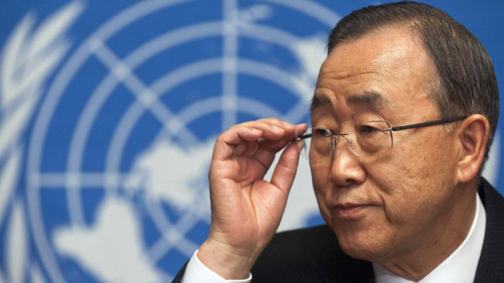 ONU. El secretario general pide más firmeza para tratar el tema Siria (AP/Archivo).