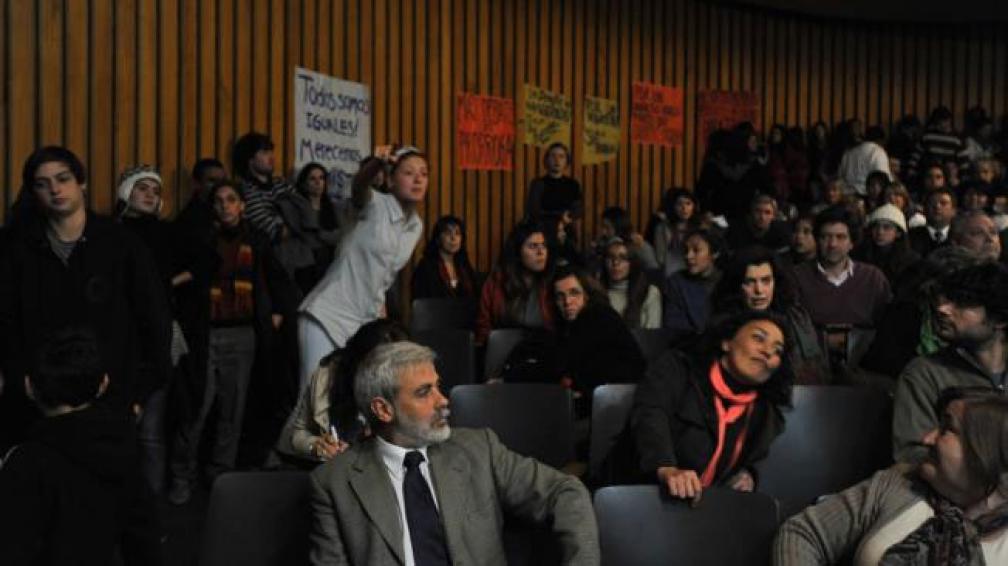 BELGRANO. El debate del miércoles (La Voz).