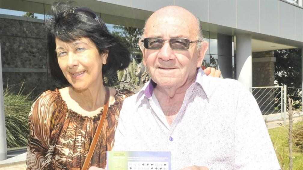 Sorpresa. Raúl y Angélica se van a pasear a las sierras (Pedro Castillo/LaVoz).