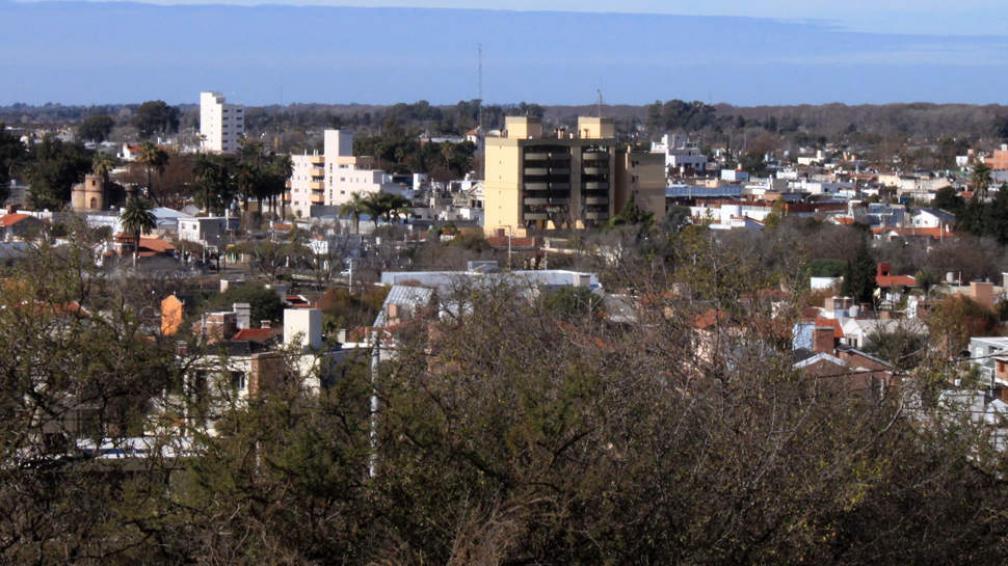 Jesús María. La ciudad va variando su fisonomía: tenía cinco edificios de altura y ahora hay siete más en construcción. Cuando se terminen, sumará 112 departamentos en la zona céntrica (LaVoz).