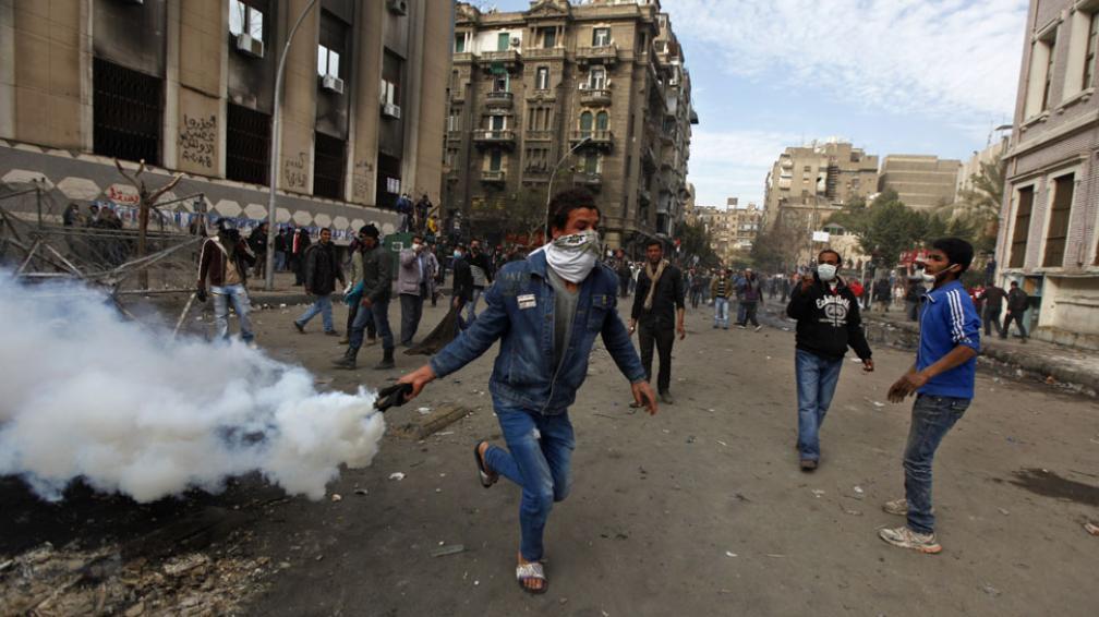 EGIPTO. No cesa la violencia (AP(.