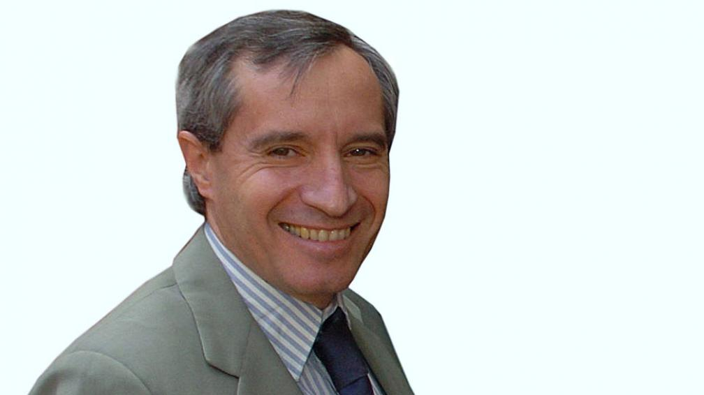 "Fernando Pablo Micca Mendoza, ""Miquita"" para sus compañeros."