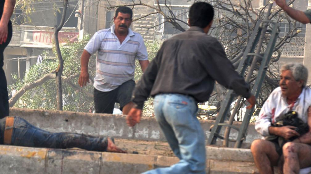 Siguiendo la lógica de cortar por lo más delgado, las tropas gubernamentales han pegado con especial violencia en las aldeas y en las pequeñas ciudades del interior, tradicionalmente relegadas por el poder (AP).