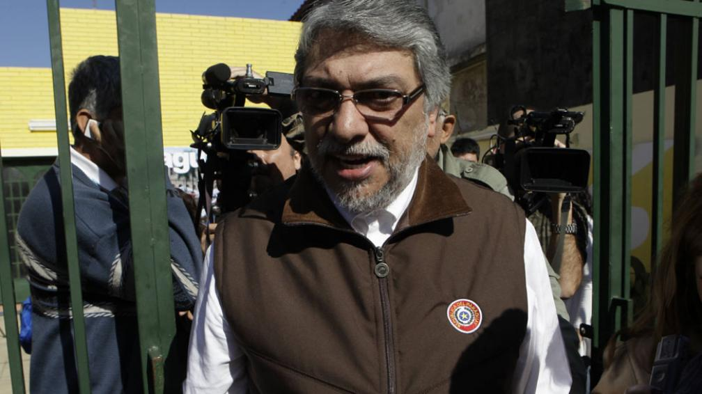 LUGO. Presidente destituído de Paraguay (AP / Archivo).