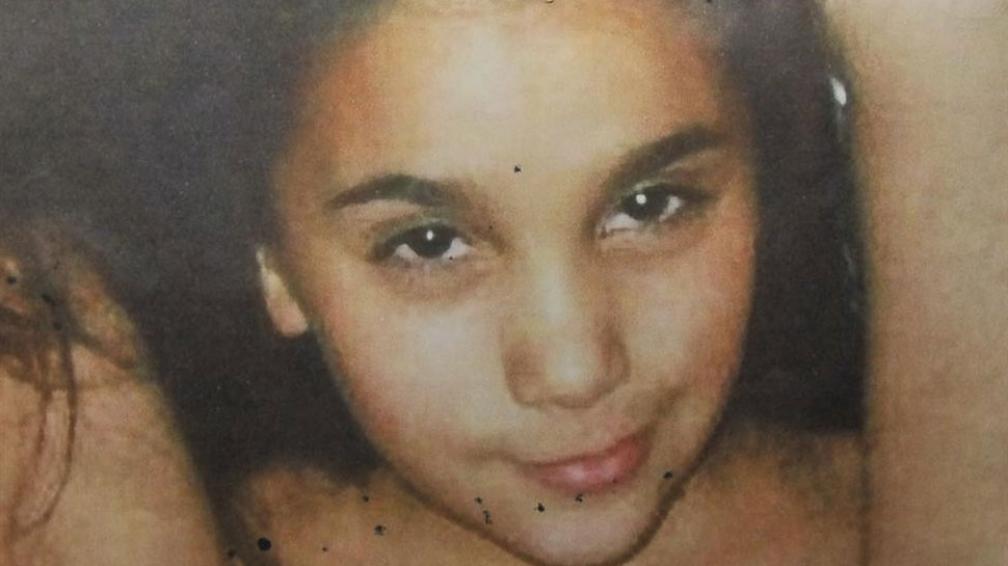 La víctima, Rocío Barletta.