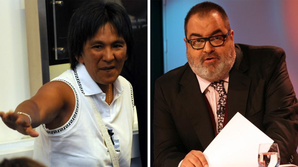 POLÉMICA. El equipo de Lanata denunció agresiones en Jujuy (DyN/Archivo).