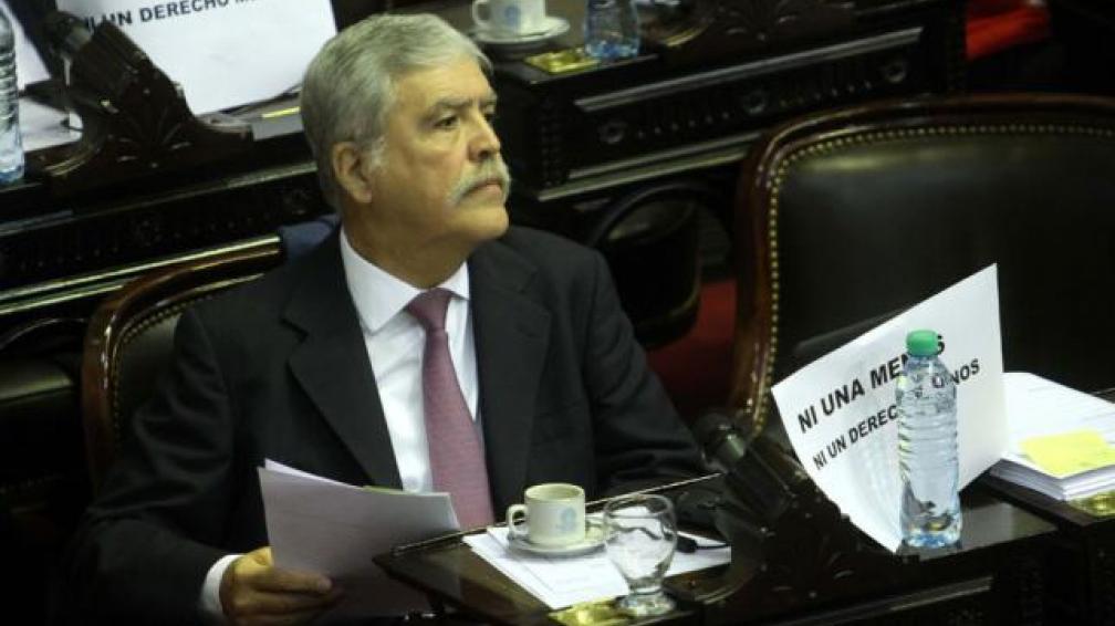 La auditor a del eninder ya fue enviada al juez lijo y al for Ministerio del interior nacion