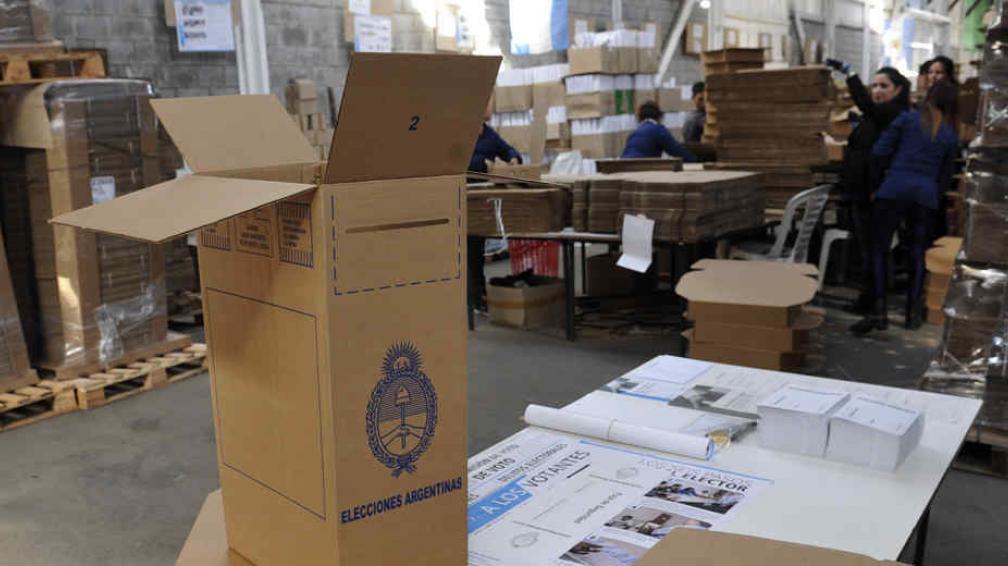 Hay provincias que no est n capacitadas para hacer for Interior elecciones