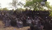El grupo terrorista las secuestró el 14 de abril (Agencia AP)