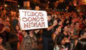 Clamor. En su momento, la gente se movilizó para pedir el esclarecimiento de la muerte de Nisman. (Télam / Archivo)
