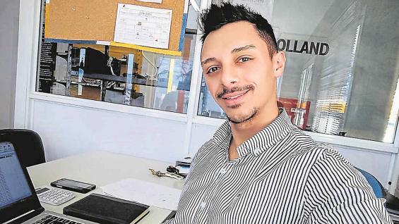 Gonzalo Castro Ruiz, gerente de Postventa. / Agroempresa