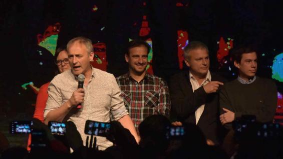 BALDASSI. El aplastante triunfo de Cambiemos en Córdoba sorprendió al agro (LA VOZ/Facundo Luque)
