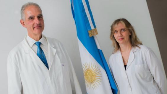 Científicos del Conicet descubrieron el color original de la bandera argentina