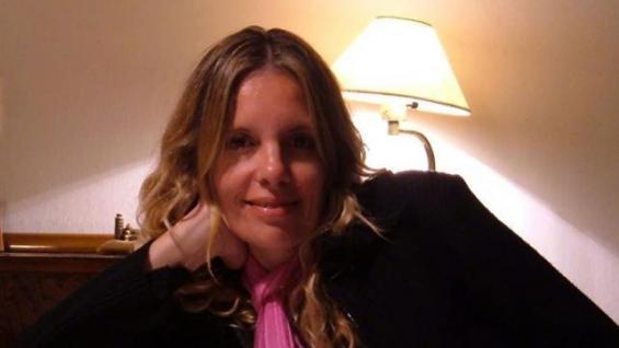 CARINA DRIGANI. Aún no se sabe si se trató de un homicidio o de un suicidio. La mujer falleció ahogada.