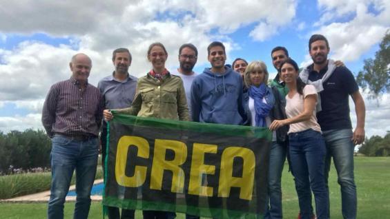 PERFILES. Desde hace dos meses funciona en la provincia un nuevo grupo Crea que se caracteriza por su diversidad productiva. (Gentileza Crea del Este)