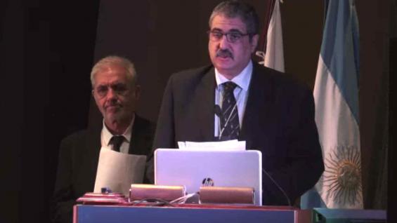 Daniel Asseff, jefe de Gabinete de Agroindustria (Prensa CRA)