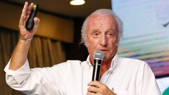 EXPERTO. El analista de la consultora Nóvitas, Enrique Erize, dio su proyección para los mercados agrícolas. (LA VOZ)