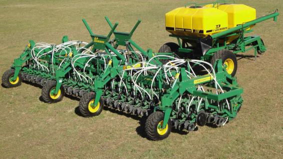 SIEMBRA. Sistema Filam para sembradoras desarrollado en Cruz Alta (Pierobón)