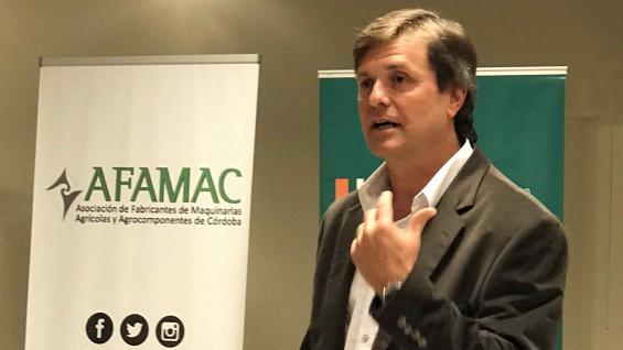 DIRECTIVO. Fernando Zaragosí, nuevo presidente de Afamac. (Gentileza Afamac)