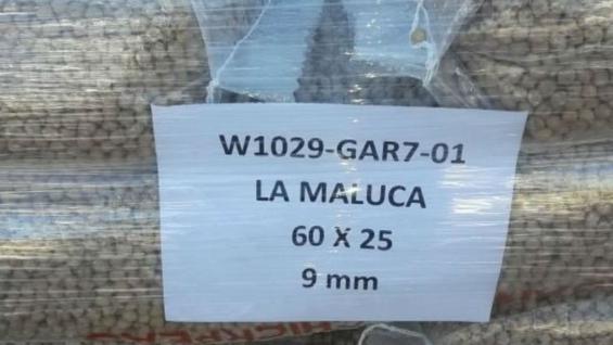 MARCA PROPIA. Garbanzo para la exportación de la firma La Maluca.