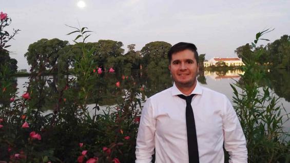 Leonardo Torchio, gerente de Finanzas de Grupo Agroempresa. / Agroempresa