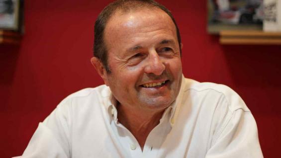 Raúl Crucianelli, presidente de Cafma. (Foto web)