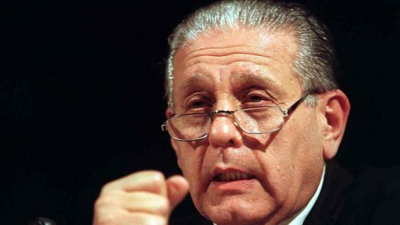 René Favaloro. Uno de los médicos sobre cuya vida indagó Tartaglione. (La Voz / Archivo)