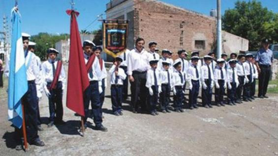 """SALTA. Según fuentes oficiales, hay 9 mil """"mini policías"""" (Gentileza La Gaceta de Salta)."""