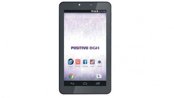 Tablet Y230 3G Positivo BGH.