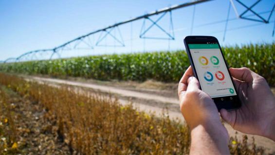 SUSTENTABLE. Con nuevas tecnologías, se puede ahorrar en las aplicaciones de herbicidas o en el uso de agua para riego, lo que significa un beneficio para el ambiente. (Gentileza Kilimo)