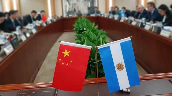 RELACIÓN. China es el principal comprador de productos agroindustriales argentinos y el mayor demandante de carnes (Prensa Agroindustria)